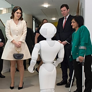Princess Eugenie Jack Brooksbank Visit Hospital March 2019
