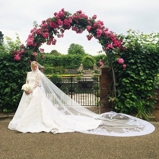 Instagram Pictures From Nicky Hilton's Wedding
