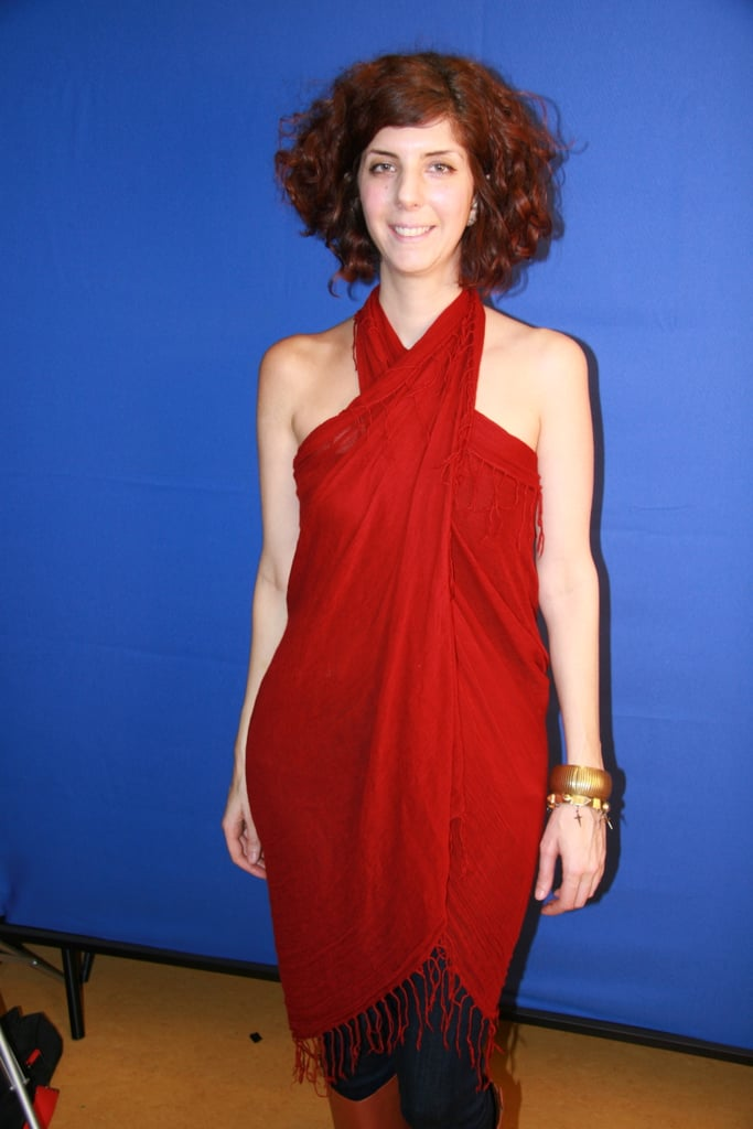 The Hot Halter Dress