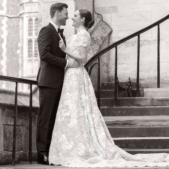 Louise Roe's Wedding Dress