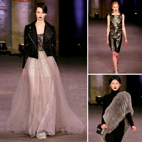 Christian Siriano Runway Fall 2012