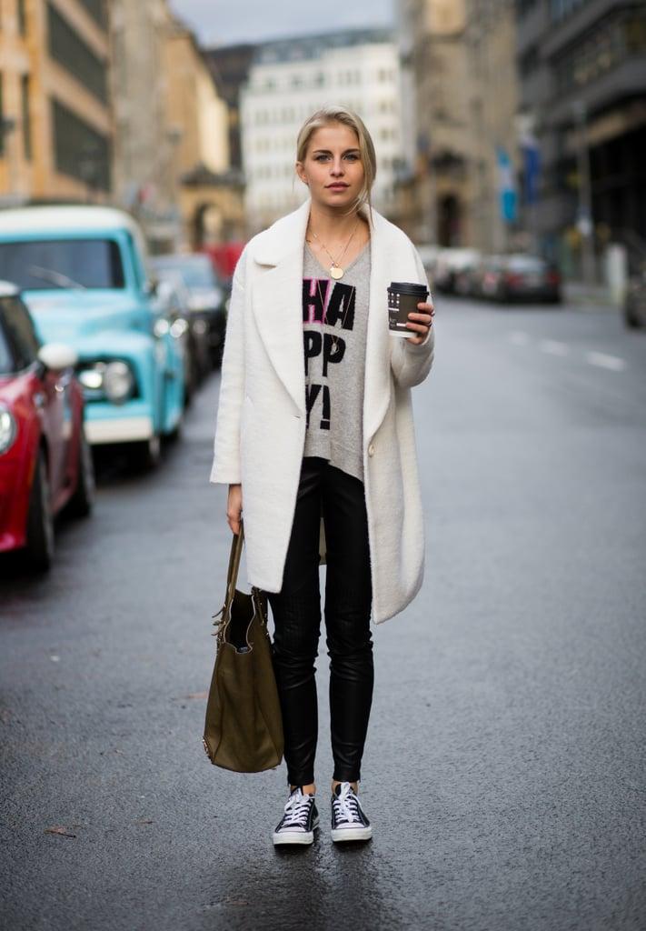 Winter Street Style 2015 POPSUGAR Fashion Photo 25