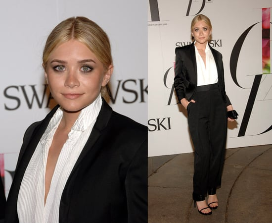 2008 CFDA Awards: Ashley Olsen