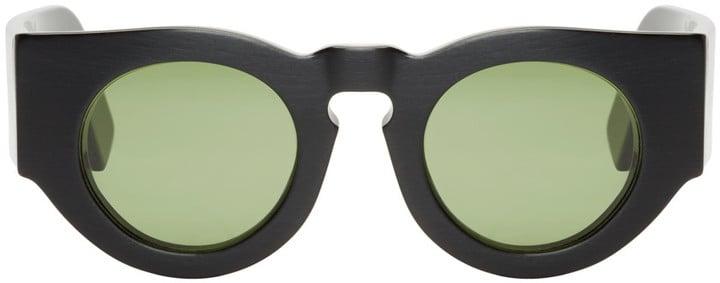 Acne Studios Black Sigmond Sunglasses ($360)