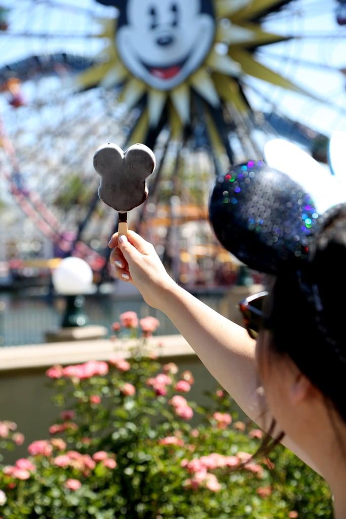 Mickey's Premium Ice Cream Bar