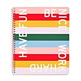 Ban.do Rough Draft Large Notebook