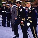 Prince Charles, 1985
