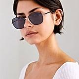 Harlow Metal Square Sunglasses