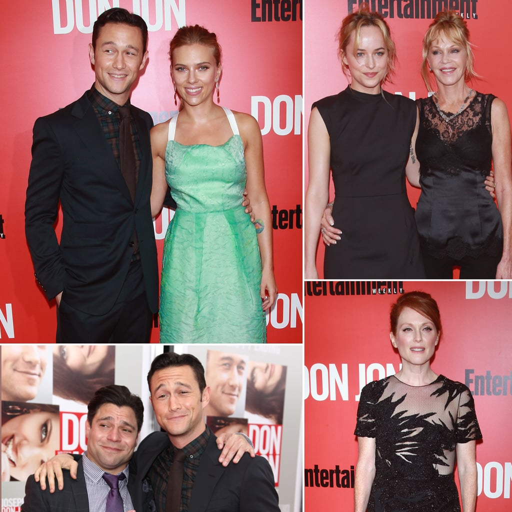 Scarlett Johansson at Don Jon Premiere NYC | Pictures