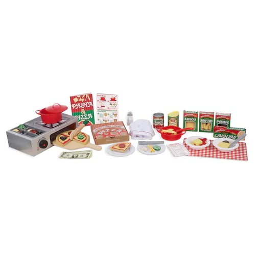 Pizza Oven & Pasta Play Set