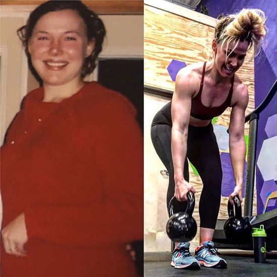 CrossFit Weight Loss Transformation Photos