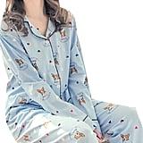 Tootless Pajama Set