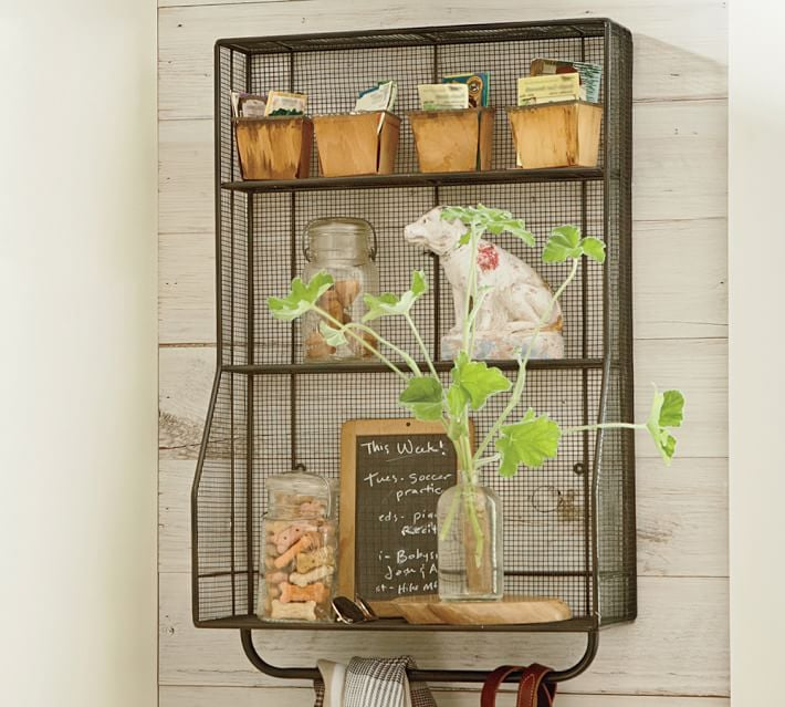 Hang This Wall Mounted Organizer 129 In Your Garage Or