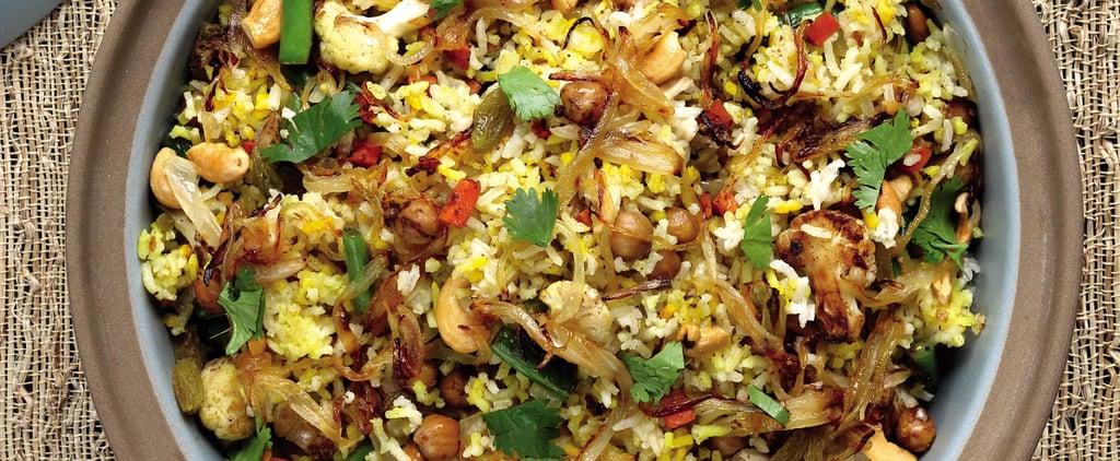 One-Pot Chickpea Biryani | Thug Kitchen