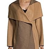 Diane von Furstenberg Wrap Coat