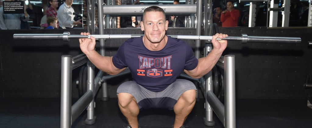 John Cena on His Love of Wine and His Obsession With Tic Tacs