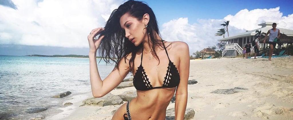 Bella Hadid's Sexiest Bikinis