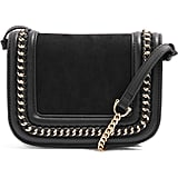 Topshop Carmel Chain Flap Crossbody Bag