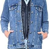 SEA NEW YORK Shearling Jacket