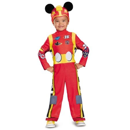 a868e1a2e06d Mickey Mouse Roadster Racers Classic Toddler Boy Costume | Mickey ...