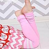 Light Pink Leg Warmers
