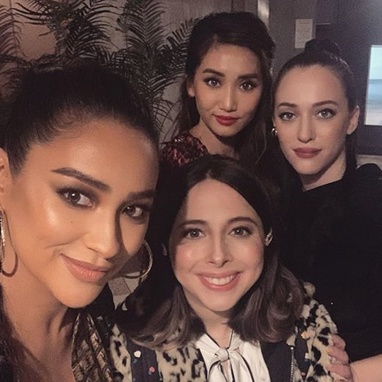 Cute Pictures of the Dollface Cast Hanging Out Together