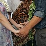 Intimate Hawaiian Wedding