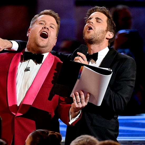 Ben Platt and James Corden Singing Annie at Tony Awards 2019
