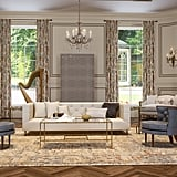 Sound of Music Traditional-Style Living Room