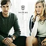 Massimo Dutti Fall 2012 Ad Campaign