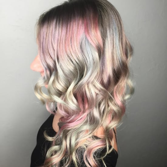 Pastel Hair Color