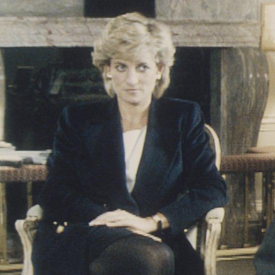 Princess Diana's Panorama Interview With Martin Bashir