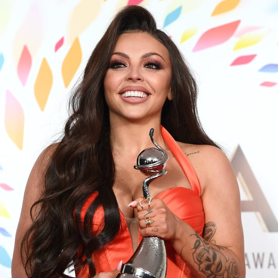 Jesy Nelson Acceptance Speech at British NTAs 2020