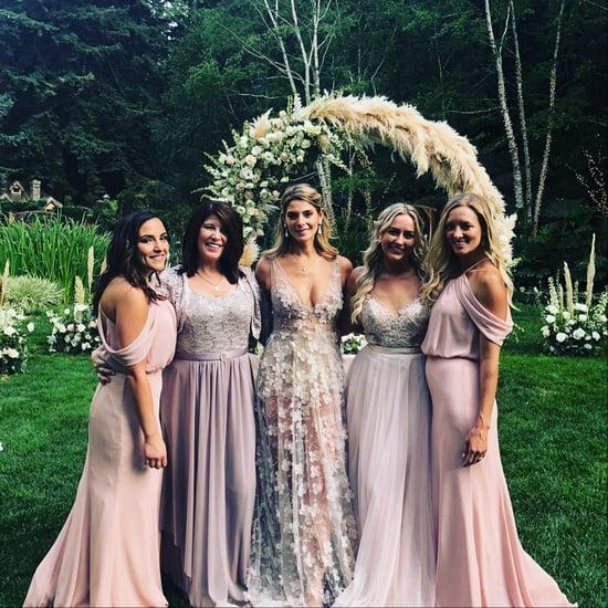 Ashley Greene's Wedding Dress