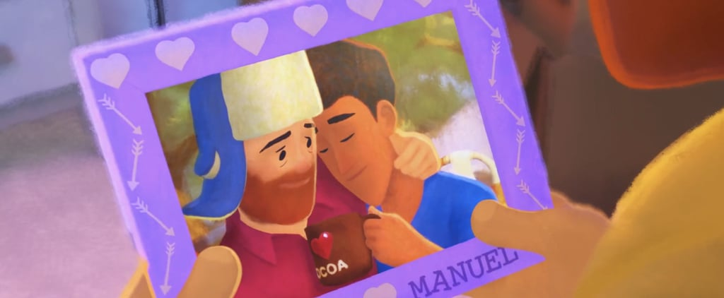Pixar's Short Film Out, About Coming Out to Family | Trailer