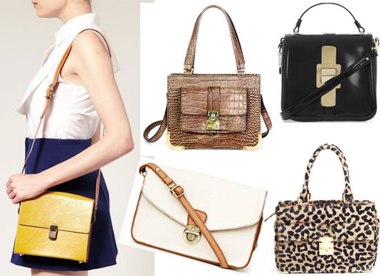 Top Ten Boxy Bags We Found Online: Square Shaped Handbags Are The Sharpest Shape!