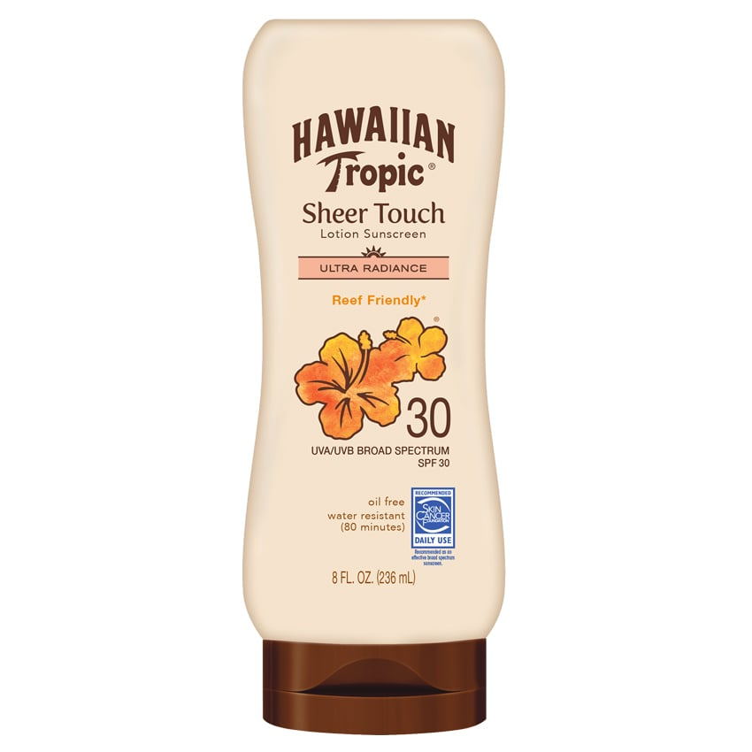 Hawaiian Tropic Sheer Touch Ultra Radiance Lotion Sunscreen
