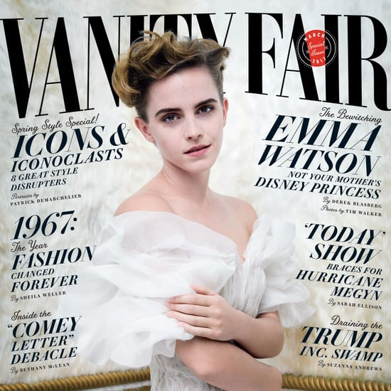 Emma Watson on March Vanity Fair Cover 2017