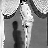 Natalie Wood as Gypsy Rose Lee in Gypsy, 1962
