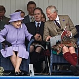 When Prince Charles Finally Says Something Funny