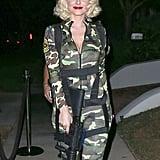 Maria Menounos as a Paratrooper