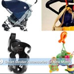 Smart Stroller Accessories For New Moms