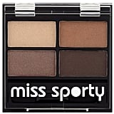 Miss Sporty Quad Palette Smoky Brown Eyes 403