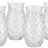 The possibilities are endless with these glasses. Libbey Pineapple Tumblers (Set of 4) ($17)