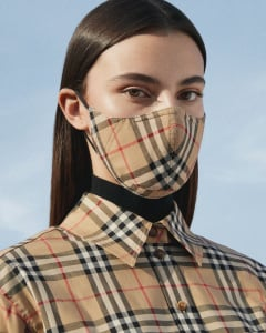 Burberry Face Masks