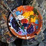 Paint a pot.
