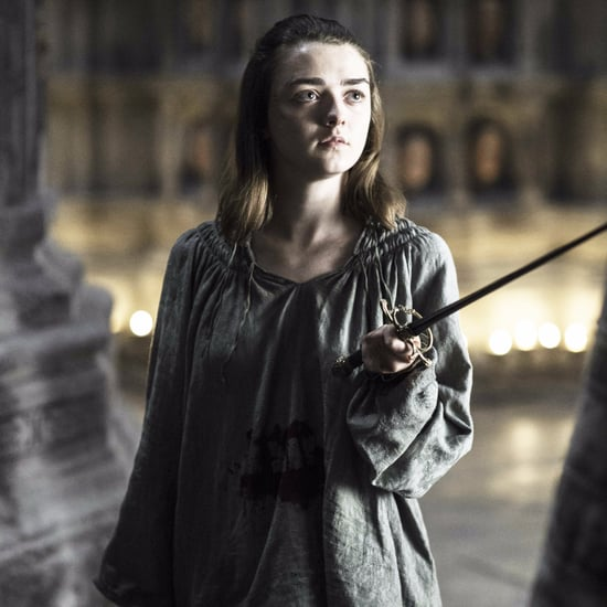 Arya Stark Dagger in Game of Thrones Season 7