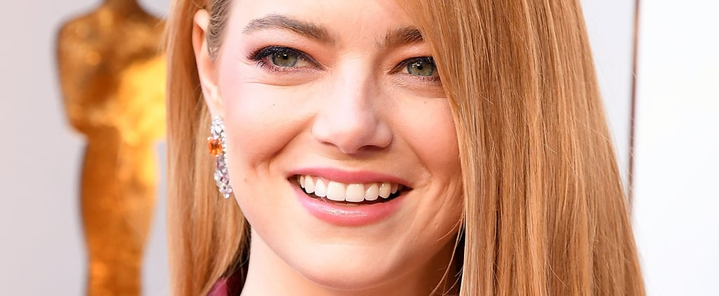 Here's the Beauty Habit Emma Stone Shares With the Queen