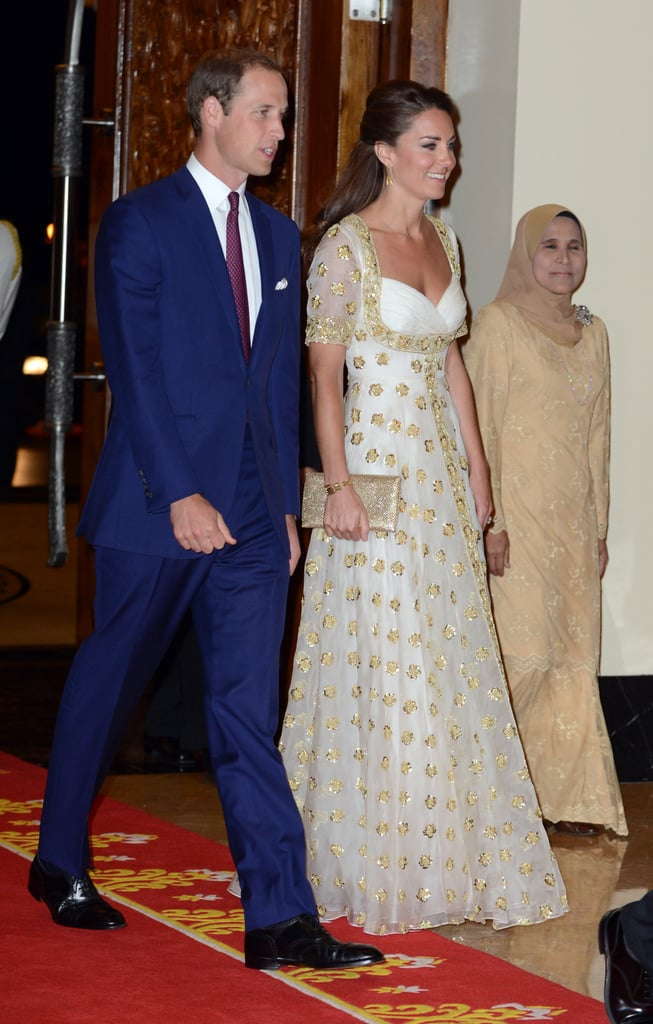 State Dinner in Malaysia, September 2012