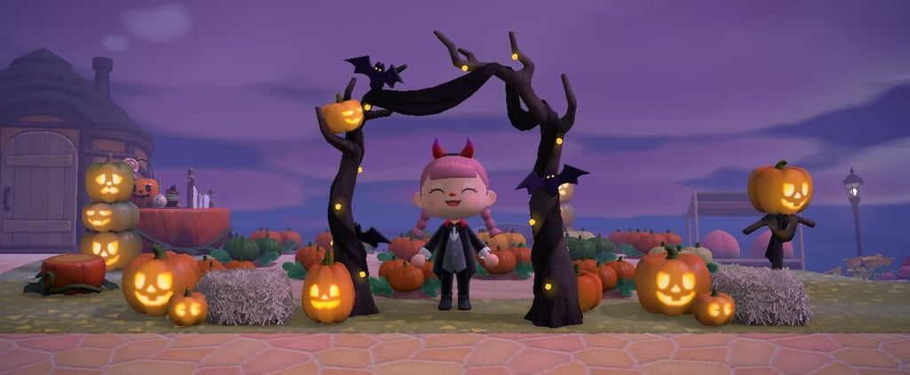 How to Get Halloween DIYs in Animal Crossing